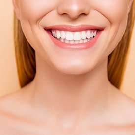 Beautiful smile with veneers in Arnold