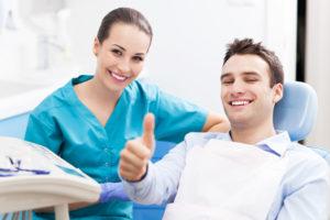 dentist visit